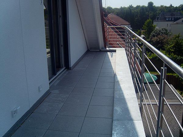 Handwerk la art lippstadt bodenverlegung beratung - Balkon fliesen stein ...